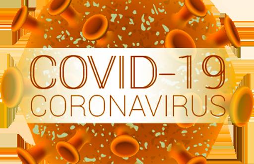 Coronavirus COVID-19 World map